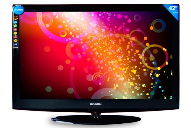 """TV 42"""" LCD HYUNDAI HYLCD FHD"""