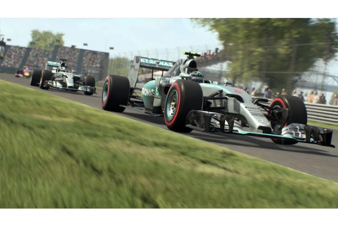 Videojuego XBOX ONE F1 2015