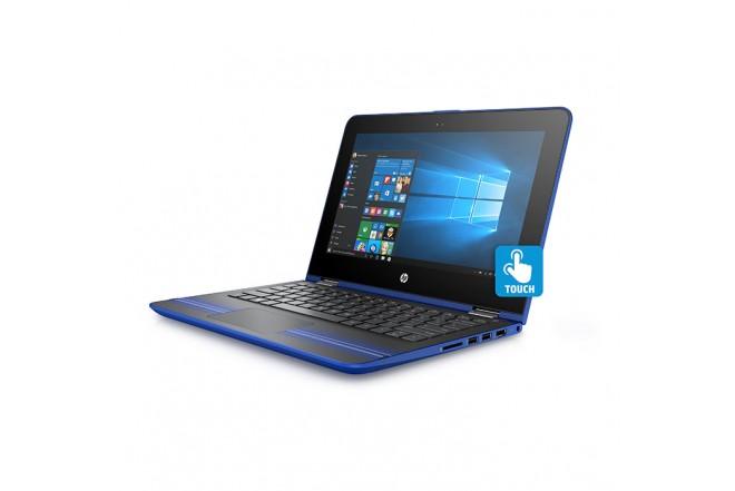 """Convertible 2 en 1 HP U001 11.6"""" Celeron® Azul"""