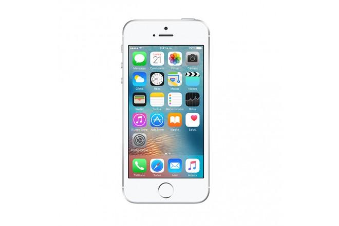 iPhone SE 4G 16GB Plata