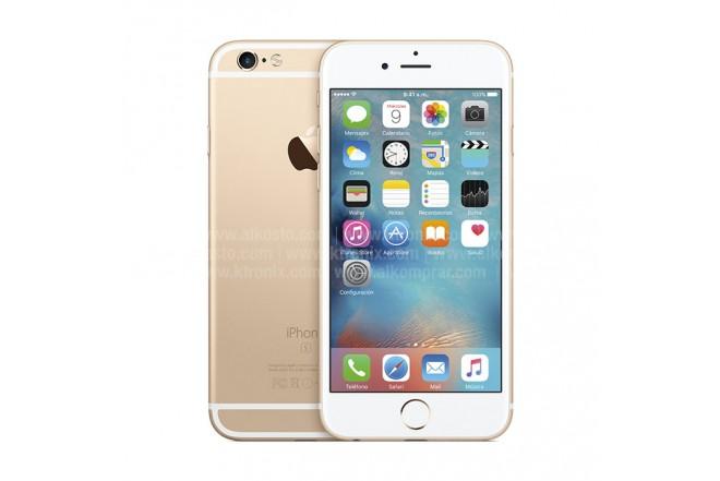 iPhone 6s 64GB Dorado 4G
