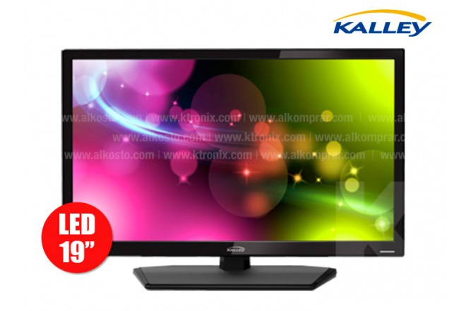 "TV 19"" 48 cm LED KALLEY K19 HD T2"