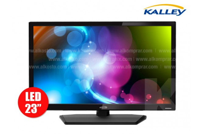 "TV 23"" 58 cm LED KALLEY K23 HD T2"