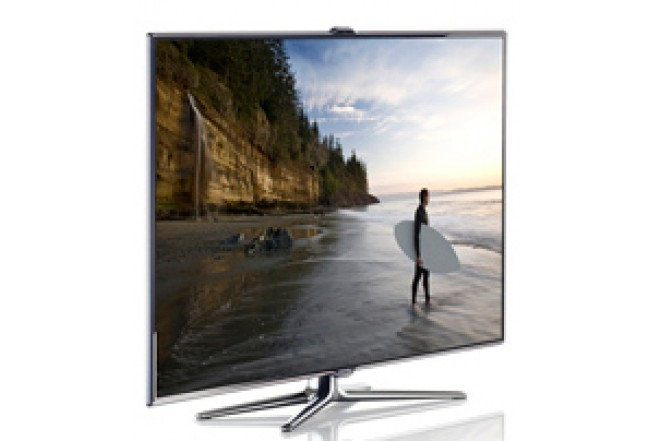 "TV 55"" LED SAMSUNG UN55ES7000 FHD 3D"