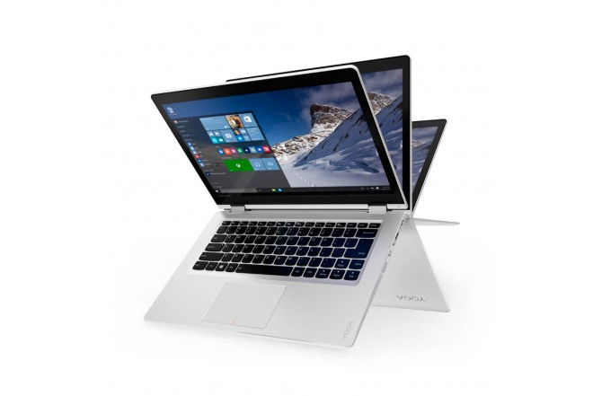 "Convertible 2 en 1 LENOVO Yoga 510 Core i3 14"" Blanco"