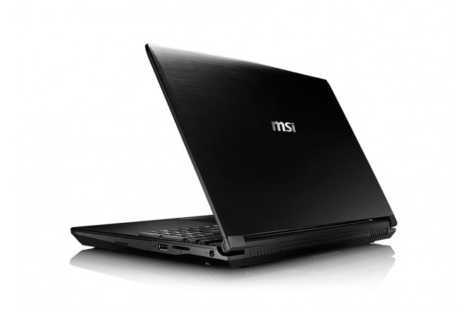 "Portátil MSI CX62 Core i7 15.6"" Negro - Gamers"