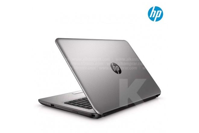 Portátil HP 14 - AC186LA Gris
