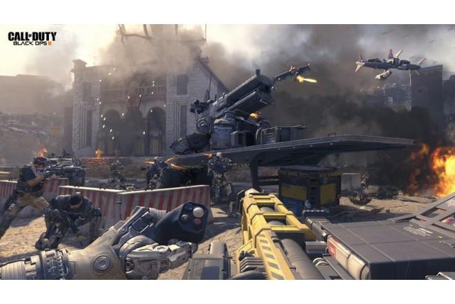 Videojuego XBOX 360 Call of Duty Blacks Ops III