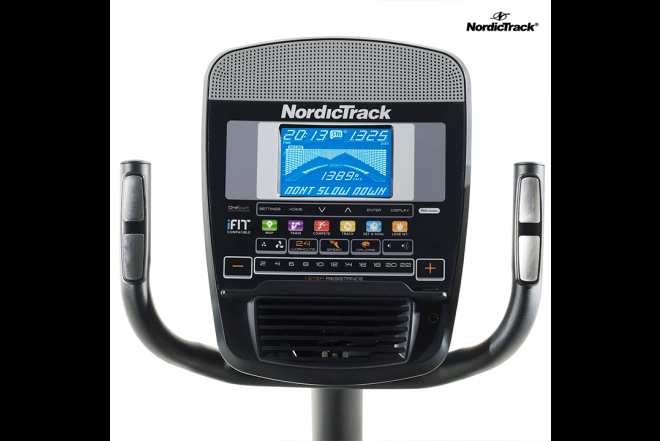 Bicicleta Magnética  Recumbent NORDICTRACK GX4.7