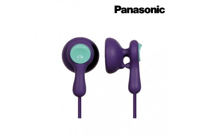 Audífonos PANASONIC Alámbrico InEar HV41 Violeta