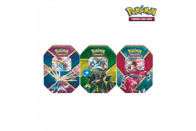 Pokémon TCG Shiny Kalos Tin