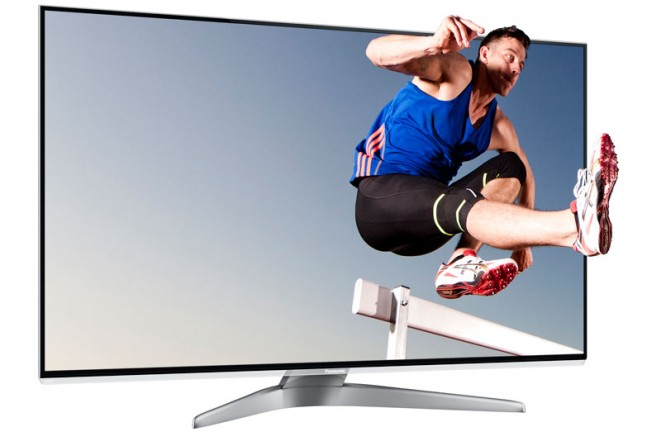 "TV 55"" LED PANASONIC 55WT50 FHD 3D"
