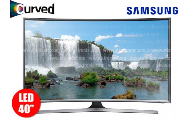 "Tv 40"" 101 cm SAMSUNG 40J6500 Full HD Internet"