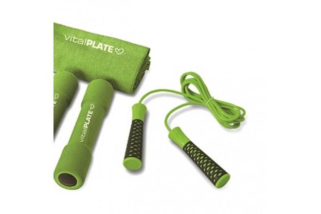 Set de entrenamiento VITAL PLATE VP1
