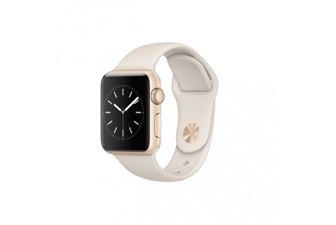 Apple Watch Sport 38M Gold/White