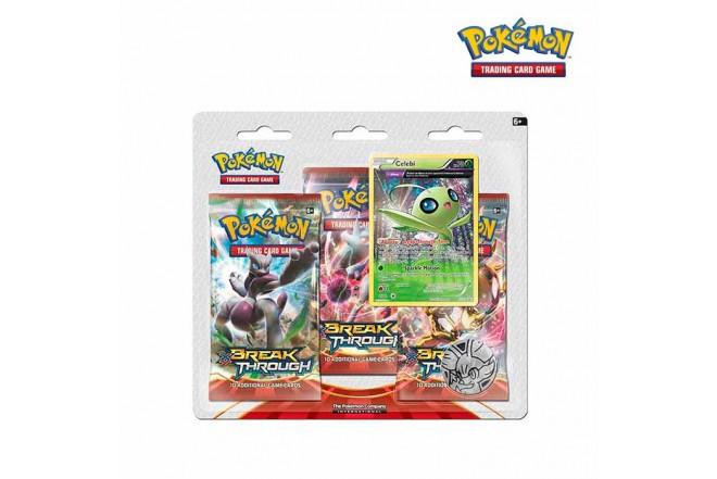 Pokémon TCG BREAKthrough Three Pk
