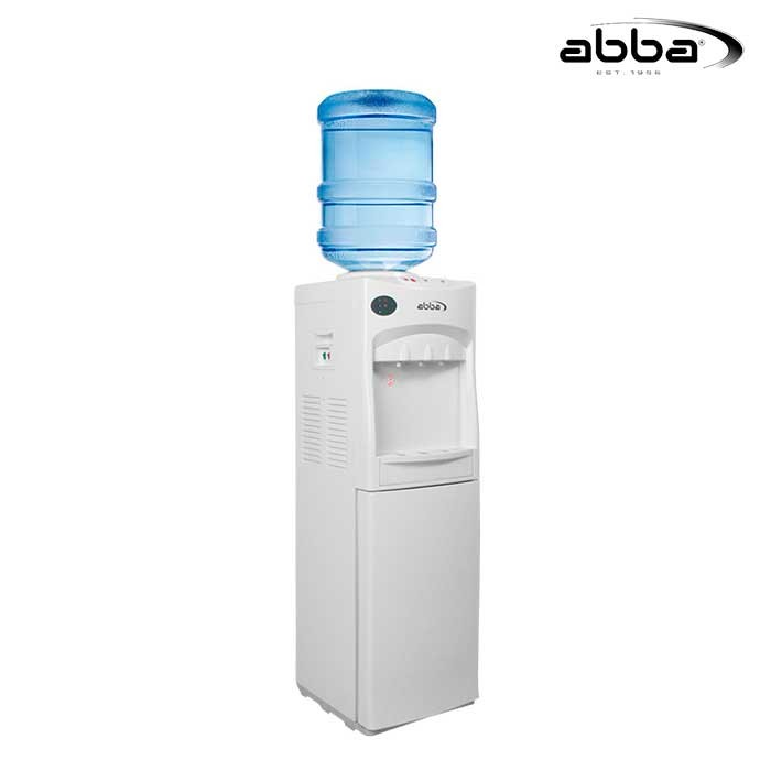 Dispensador de agua abba 2 5lts da1032 as b for Dispensador agua fria media markt