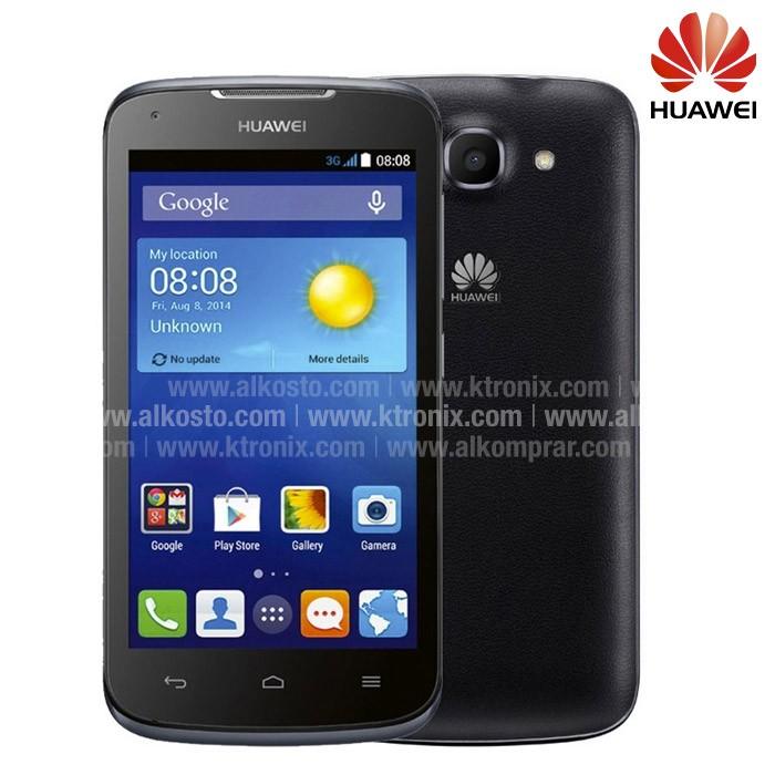 Celular Huawei Ascend Y520d Negro Ktronix Com