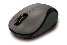 Mouse ESENSES Óptico Inalámbrico Negro/gris