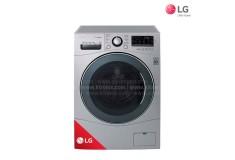 Lavadora / Secadora LG 12Kg WD1245RDS