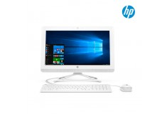 """PC All in One HP 24-G015 23.8"""" A8 Blanco"""