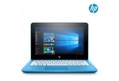 Convertible 2 en 1 HP AB004 Celeron Azul