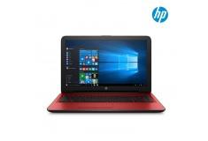 "Portátil HP AY014 15"" Celeron Rojo"