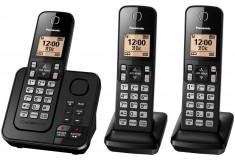 Teléfono Inalámbrico Dect Panasonic ConteTGC363