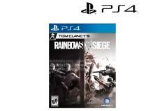 Videojuego Rainbow Six Siege PS4