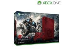 Consola XBOX ONE S 2TB + 1 Control + Videojuego Gears of War 4