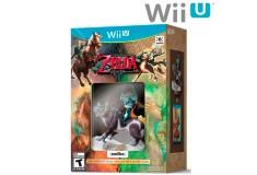 Videojuego Wii U Legend Zelda Twiligh  Princess HD