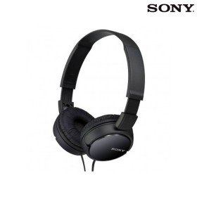 Audífonos SONY MDR-ZX110 On Ear 3.5 110 Negro