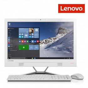 "PC All in One LENOVO 300 | 4GB | A6 | 21.5"" Blanco"