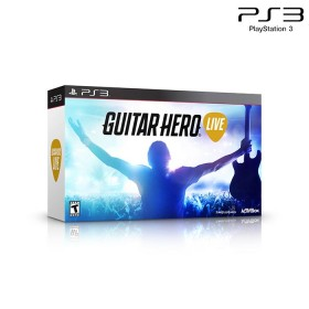 Videojuego PS3 Guitar Hero Live