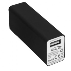 Batería Recargable KALLEY K-PBK3000N Negro