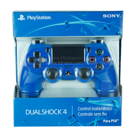 Control PS4 Dual Shock SONY Color Azul