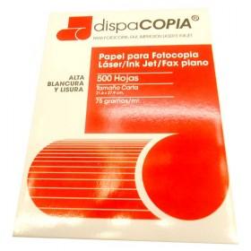 Resma de papel DISPACOPIA Carta 75g