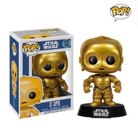 FUNKO POP! Star Wars C3PO