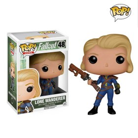 FUNKO POP! Wanderer Female