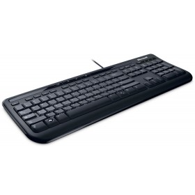 Teclado MICROSOFT Wired 600