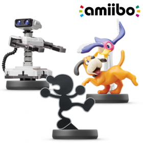 Amiibo RETRO PACK EXCLUSIVO