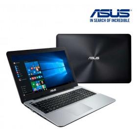 "Portátil ASUS X555DG 15"" A10 Negro"