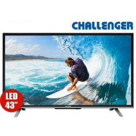 """TV 43""""109cm LED CHALLENGER 43T16 FULL HD Internet"""