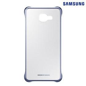 Clear Cover Blue Black Serie A5