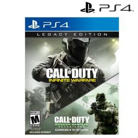 Videojuego PS4 COD Infinite Warfare Legacy Edition