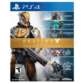 Videojuego PS4 Destiny Collection