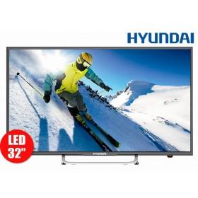 """Tv32"""" 80cm LED HYUNDAI 3230 HD T2"""