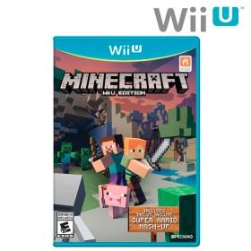 Videojuego Wii U Minecraft Mash-up pack Super Mario Bros