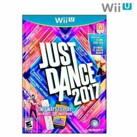 Videojuego  WII U Just Dance 2017