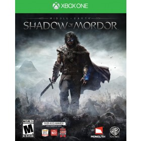 Videojuego XBOX ONE Middle Earth: Shadow of Mordor